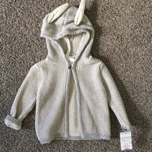 Cat and Jack Knit Sweater